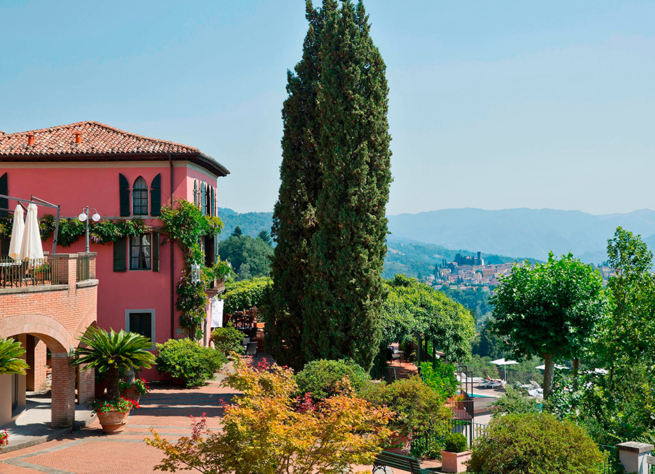 Renaissance Tuscany Il ciocco Resort Spa